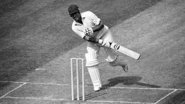 Running to stand still: Geoff Boycott's plodding 57 off 105 cost England the match