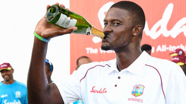 Like Darren Sammy, Jason Holder has tried his best after being pushed to take charge of under-strength squads