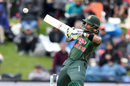 Sabbir Rahman goes for a ramp, New Zealand v Bangladesh, 2nd ODI, Christchurch, February 16, 2019