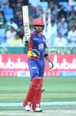 Babar Azam brings up his fifty, Karachi Kings v Multan Sultans, PSL 2019, Dubai, February 15, 2019