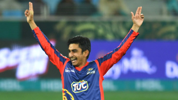 Umer Khan goes up in celebration