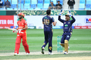 An in-form Sohail Tanvir had plenty of reasons to celebrate, Islamabad United v Quetta Gladiators, PSL 2019, Dubai, February 17, 2019