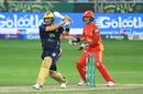 Shane Watson swats one away, Islamabad United v Quetta Gladiators, PSL 2019, Dubai, February 17, 2019