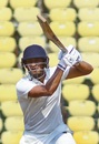 Ganesh Satish played an excellent knock, Vidarbha v Rest of India, Irani Cup 2018-19, 5th day, Nagpur, February 16, 2019