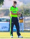 Josh Little emerged as a consistently economical bowler at the death in Oman, Oman v Ireland, Oman Quadrangular T20I Series, Al Amerat, February 13, 2019