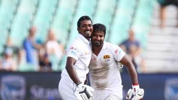 Kusal Perera and Vishwa Fernando pulled off a corker of a win in Durban