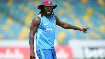 Chris Gayle is back in the fold for West Indies