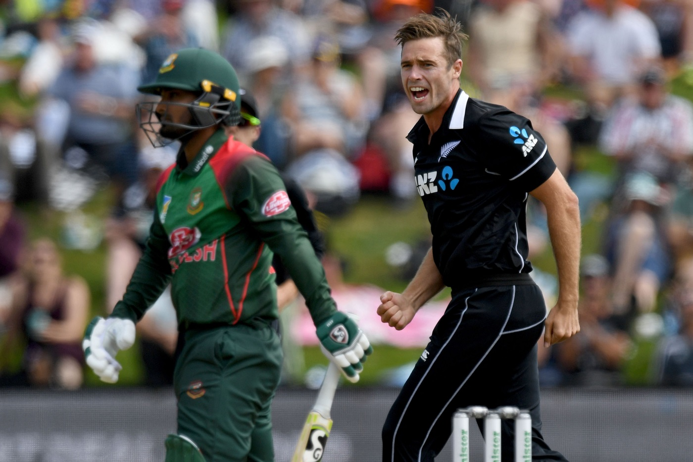New Zealand vs Bangladesh 3rd ODI Highlights