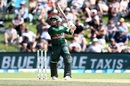 Mushfiqur Rahim was dismissed cheaply in Bangladesh's chase, New Zealand v Bangladesh, 3rd ODI, Dunedin, February 20, 2019