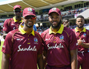 Nicholas Pooran and John Campbell received their first ODI caps, West Indies v England, 1st ODI, Barbados, February 20, 2019