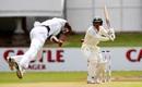 Quinton de Kock lines it up, South Africa v Sri Lanka, 2nd Test, Port Elizabeth, 1st day, February 21, 2019
