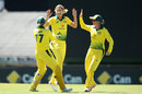 Ellyse Perry made early inroads, Australia Women v New Zealand Women, 1st ODI, Perth, February 22, 2019