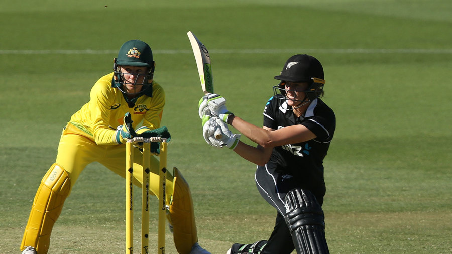 The New Zealand captain had put her team on course for victory but they couldn't hold their nerve in the final ten overs
