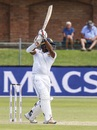 Kusal Perera strikes a massive six, South Africa v Sri Lanka, 2nd Test, Port Elizabeth, 2nd day, February 22, 2019