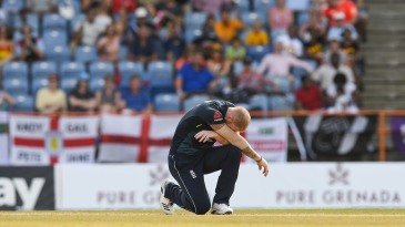 Ben Stokes suffered heavy punishment with the ball