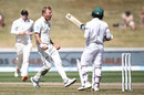 Neil Wagner removed Mominul Haque moments before lunch, New Zealand v Bangladesh, 1st Test, Hamilton, 1st day, February 28, 2019