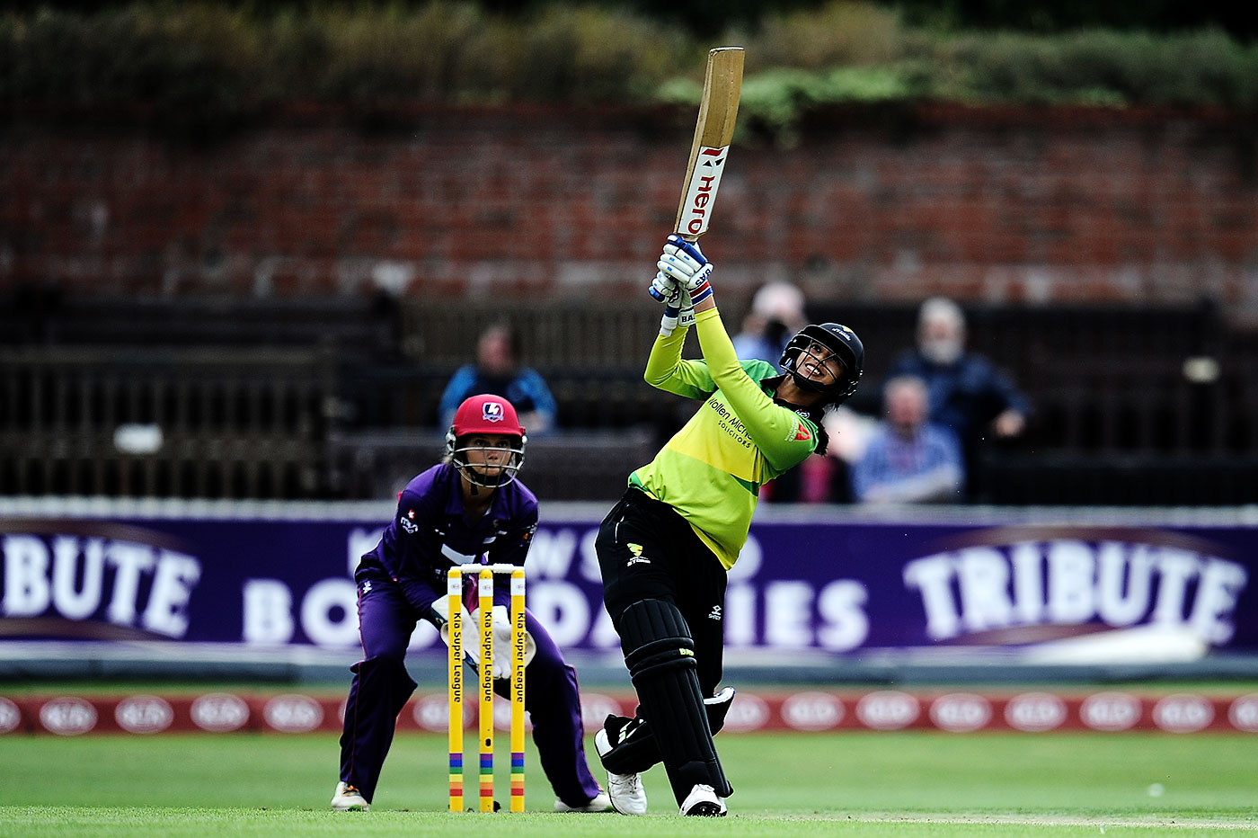 Putting the storm in Western Storm: Mandhana made 421 runs at a strike rate of over 174 in the last KSL