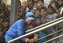 Smriti Mandhana takes a selfie with a fan at Wankhede Stadium, India v England, 3rd women's ODI, Mumbai, February 28, 2019