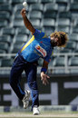 Lasith Malinga in his delivery stride, South Africa v Sri Lanka, 1st ODI, Johannesburg, March 3, 2019