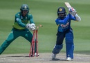 Quinton de Kock stumps Dhananjaya de Silva, South Africa v Sri Lanka, 1st ODI, Johannesburg, March 3, 2019