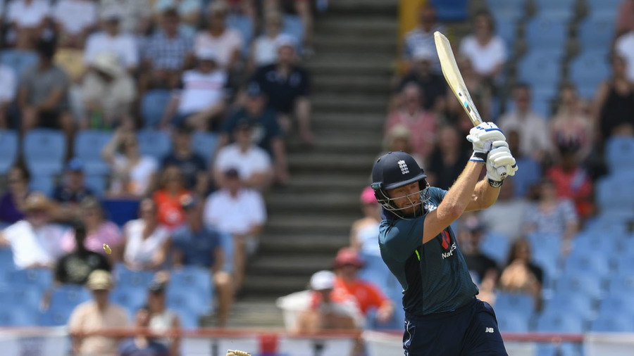 Jonny Bairstow: too good a player to be bowled as often as he is