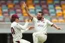 Michael Neser was in the wickets, Queensland v New South Wales, Sheffield Shield Brisbane, March 5, 2019