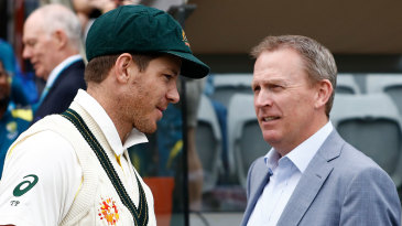 Kevin Roberts chats with Tim Paine