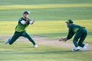 David Miller dives forward to take a catch, South Africa v Sri Lanka, 2nd ODI, Centurion, February 6, 2019