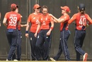 Kate Cross picked up the valuable wicket of Mithali Raj, India v England, 2nd women's T20I, Guwahati, March 7, 2019