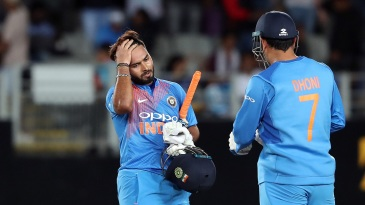 With Dhoni rested, Pant has a chance to make a statement