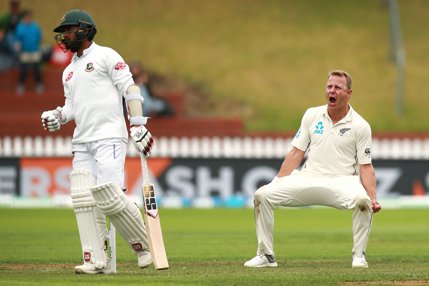 New Zealand vs Bangladesh 2nd Test Day 3 Highlight