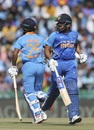 Rohit Sharma and Shikhar Dhawan matched each other stroke for stroke, India v Australia, 4th ODI, Mohali, March 10, 2019