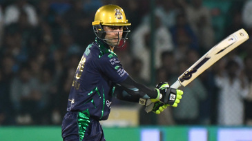 Ahmed Shehzad steers one towards third man