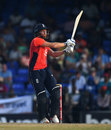 Jonny Bairstow pulls through midwicket, West Indies v England, 3rd T20I, St Kitts, March 10, 2019