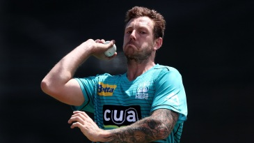 James Pattinson's last Test appearance was in February 2016