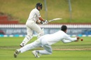 Ross Taylor was dropped twice in one Abu Jayed over, New Zealand v Bangladesh, 2nd Test, Wellington, 4th day, March 11, 2019
