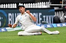 Trent Boult takes a catch, New Zealand v Bangladesh, 2nd Test, Wellington, 5th day, March 12, 2019