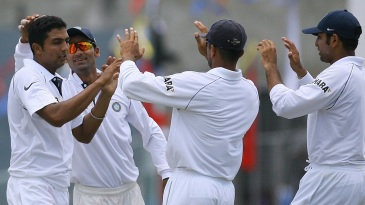 VRV Singh ended with just eight wickets from five Test matches