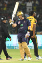 Shane Watson slammed 71 in 43 balls, Peshawar Zalmi v Quetta Gladiators, Qualifier, Pakistan Super League, March 13, 2019