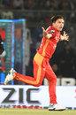 Muhammad Musa celebrates a wicket, Karachi Kings v Islamabad United, Karachi, March 14, 2019