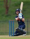 Natalie Sciver pulls to the leg side, Sri Lanka v England, 1st women's ODI, Hambantota