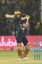 Ahmed Shehzad pulls to deep midwicket, Quetta Gladiators v Peshawar Zalmi, PSL 2019 final, Karachi, March 17, 2019