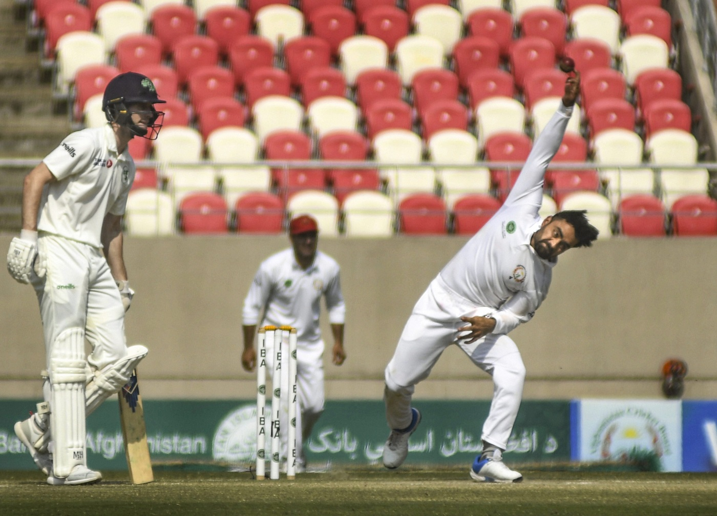 Rahmat Shah Makes Significant Gains in ICC Rankings After Guiding Afghanistan to their First Test Win 1