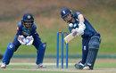 Amy Jones drives one down the ground, Sri Lanka v England, 2nd women's ODI, Hambantota, March 18, 2019