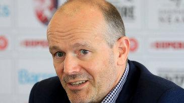 Kent chief executive Simon Storey