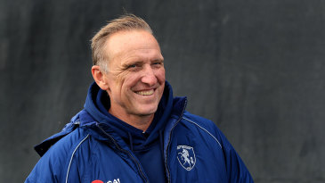 Allan Donald is now Kent's assistant coach