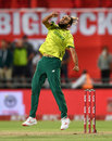 Imran Tahir secured the Super Over for South Africa, South Africa v Sri Lanka, 1st T20I, Cape Town, March 19, 2019