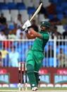 Shan Masood pulls one away, Pakistan v Australia, 1st ODI, Sharjah, March 22, 2019