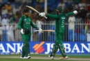 Haris Sohail celebrates his century, Pakistan v Australia, 1st ODI, Sharjah, March 22, 2019