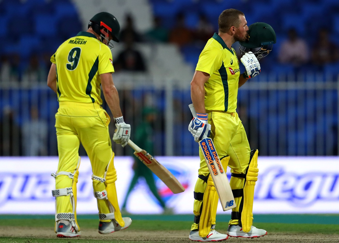 Australia comfortably defeat Pakistan by 8 wickets in first ODI at Sharjah